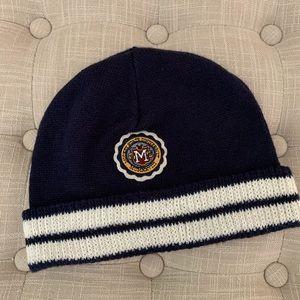 Mickey Beanie Unisex Navy Blue